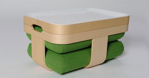versatile furniture. fresh versatile furniture design by antoine lesur for camping modern spaces pinterest