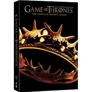 Game of Thrones - Season 2 [DVD]: Amazon.co.uk: Lena Headey, Peter Dinklage, Emilia Clarke, Aidan Gillen, Kit Harrington: Film & TV