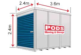 PODS moving and storage MEDIUM