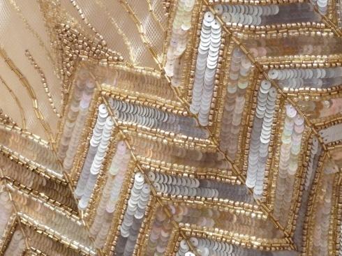 Claudine Ivari...incredible embroidery!