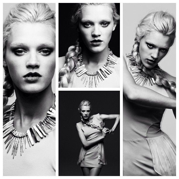 70 best Editorials w JARED JAMIN jewelry images on Pinterest