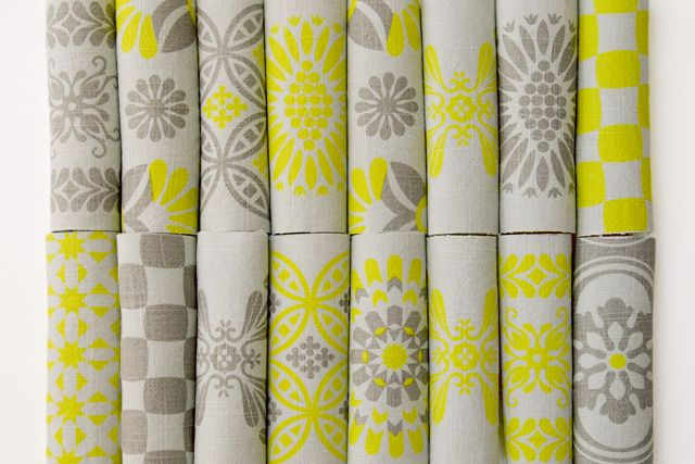 gorgeous yellow and gray by karen barbeColors Pallettes, Bedrooms Makeovers, Bedrooms Colors, Bedroom Colors, Karen Barbed, Barbed Http Blog Karenbarb Com, Bright Colors, Fabrics Pattern, Barbed Httpblogkarenbarbecom