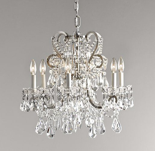 Pottery Barn Octavia Chandelier: 13 Best Images About CHandelier On Pinterest