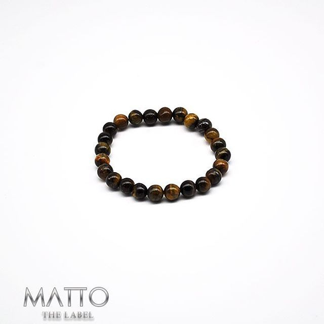 ATTO THE LABEL | | Simple | Elegant | Divine | | Follow us on Facebook & Instagram |  Tiger Eye beaded bracelet; Natural stones