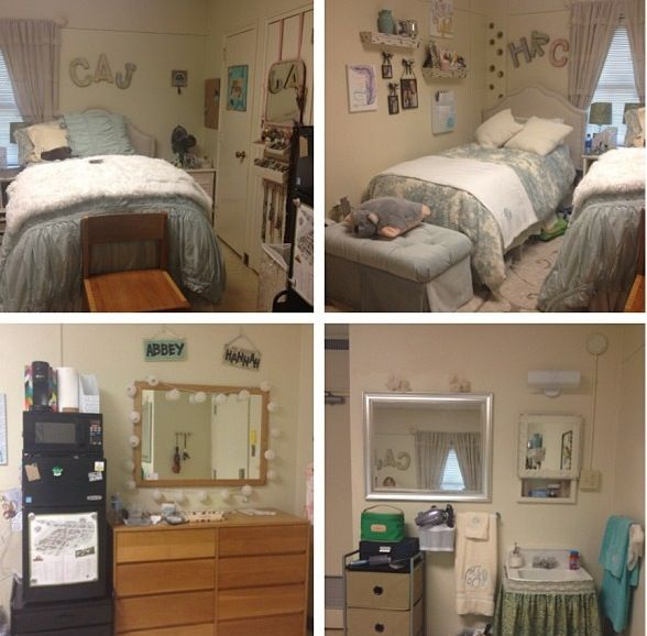 Collins Dorm Room Baylor