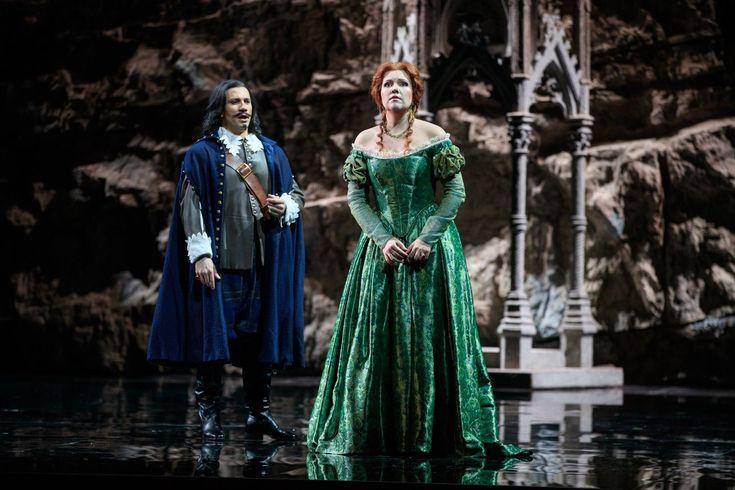 Opéra au TNT du 19 au 30 Mai: Lucia di Lammermoor – L'Italie à Toulouse