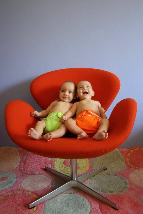 Fraldas reutilizáveis e gémeos!!  A Lista do que é preciso http://ecologicalkidsblog.com/
