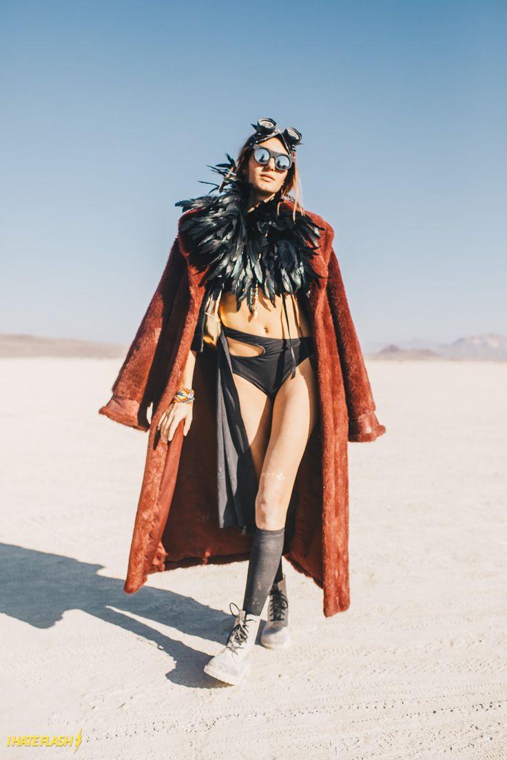 Burning Man 2017   festival fashion