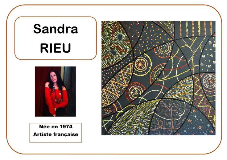 Sandra R - Portrait d'artiste en MS