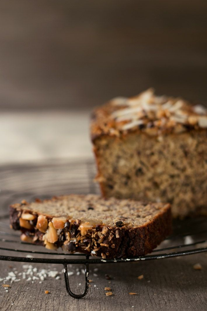 Saftiges Bananenbrot (low carb, paleo). | Foodlovin'