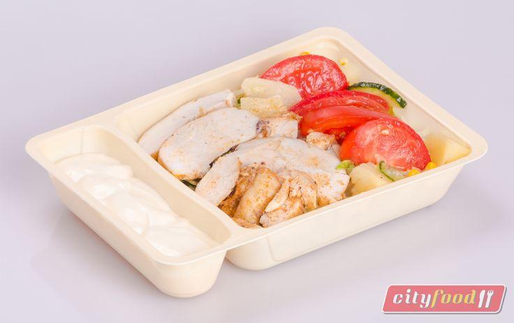 Jövő hét hétfői saláta ajánlatunk: Hawai csirkemell saláta  http://www.cityfood.hu/ebed-hazhozszallitas/etlap?het=201609