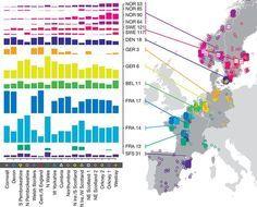Britons still live in Anglo-Saxon tribal kingdoms, Oxford University finds - Telegraph
