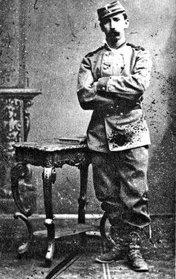 Manuel Carmona, Regimiento Valparaiso, Rango desconocido.