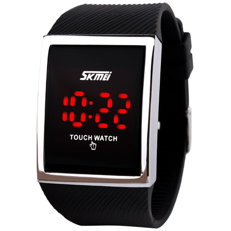 2016 new fashion waterproof silicone jelly LED touch screen electronic digital watches Unisex Students Casual Watches 0988 Nail That Deal http://nailthatdeal.com/products/2016-new-fashion-waterproof-silicone-jelly-led-touch-screen-electronic-digital-watches-unisex-students-casual-watches-0988/ #shopping #nailthatdeal