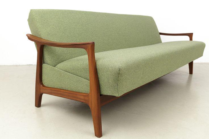 MAGASIN Möbel  » 60er Jahre Teak Sofa (609)