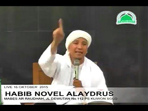Habib Novel Alaydrus | Rezeki Sudah Di Jamin Allah, Jangan Terlampau Bingung
