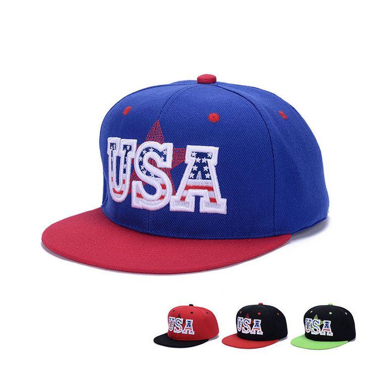 $5.10 (Buy here: https://alitems.com/g/1e8d114494ebda23ff8b16525dc3e8/?i=5&ulp=https%3A%2F%2Fwww.aliexpress.com%2Fitem%2FSnapback-Hip-Hop-Cap-for-Men-Women-Hats-Cotton-Baseball-Cap-Casual-Adjustable-Bone-Gorras-Casquette%2F32455935068.html ) Snapback Hip Hop Cap for Men Women Hats Cotton Baseball Cap Casual Adjustable Bone Gorras Casquette Letter USA for just $5.10