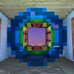 Flawed Symmetry of Prediction, An Experimental Time-Lapse Film