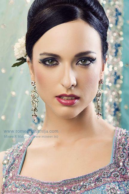 Photography: Romesh Dhamija Makeup: Minee R  www.facebook.com/Romesh.Minee