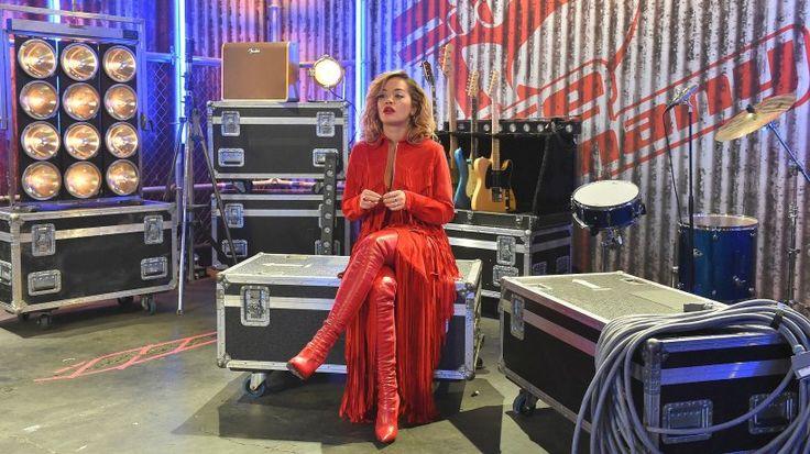 News - Tipp:  http://ift.tt/2ANTYdj  Casting-Show: Rita Ora bei The Voice of Germany?! So narrt der Musikstar die Jury
