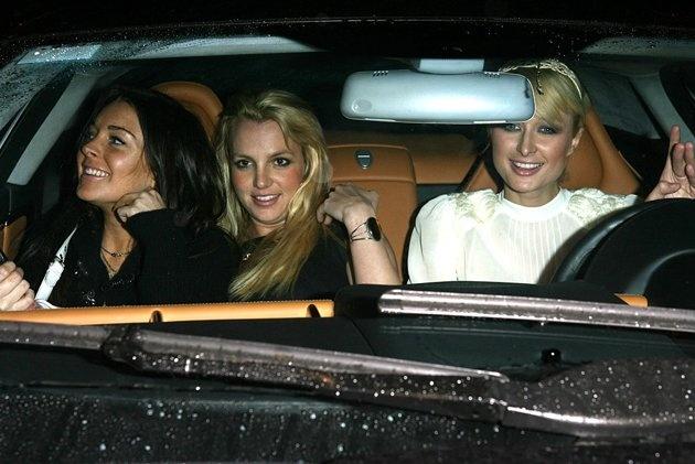 Britney Spears, Lindsay Lohan, Paris Hilton   Funny ...