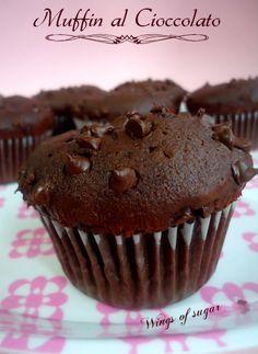 Muffin al cioccolato ricetta