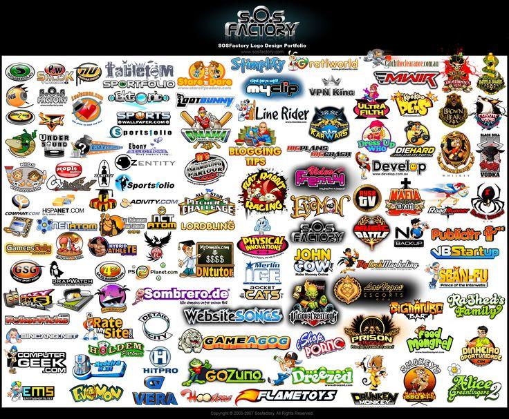 sos factory logos logos pinterest logos