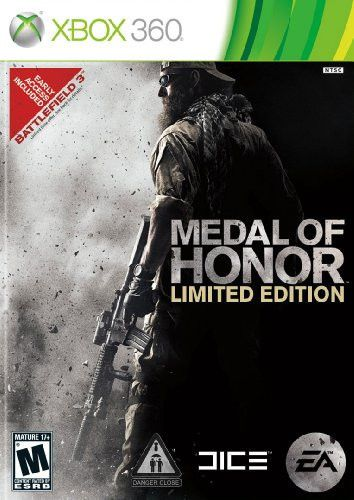 Medal of Honor: Limited Edition (Xbox360)