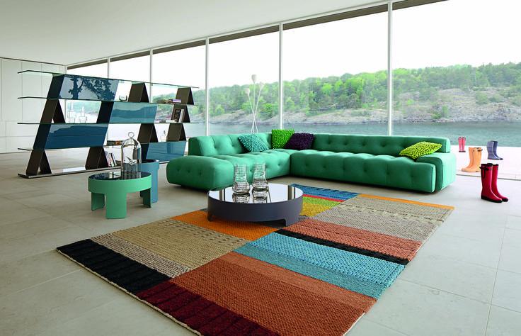 roche bobois blogger modular sofa design r tapinassi. Black Bedroom Furniture Sets. Home Design Ideas