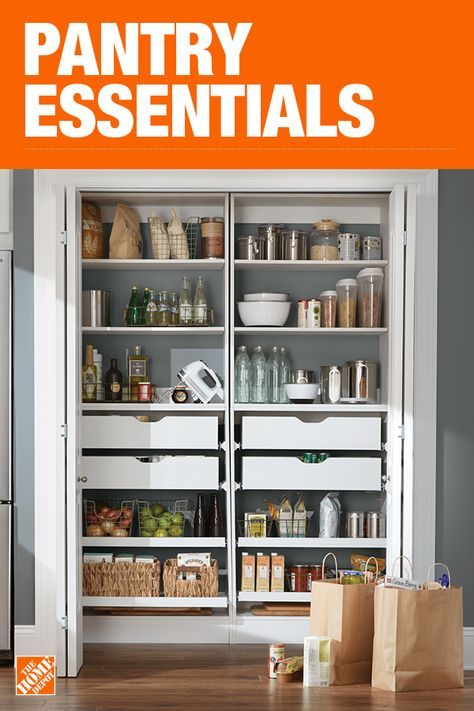 The Home Depot Has Everything You Need For Your Improvement Projects Click Through To Learn More About Our Storage And Organization Offerings