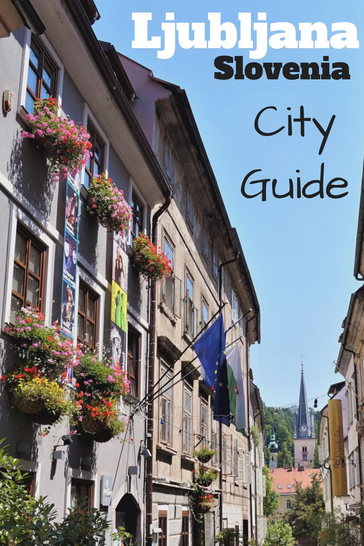 Ljubljana City Guide This was my second time in Ljubljana and it has firmly established itself as one of my favourite cities in Europe. The mix of beautiful architecture, history, student life, cafes and art really make this city a great place to spend a few days, or weeks! Plus, it's locat