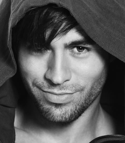 Enrique Iglesias , he is so handsome :)