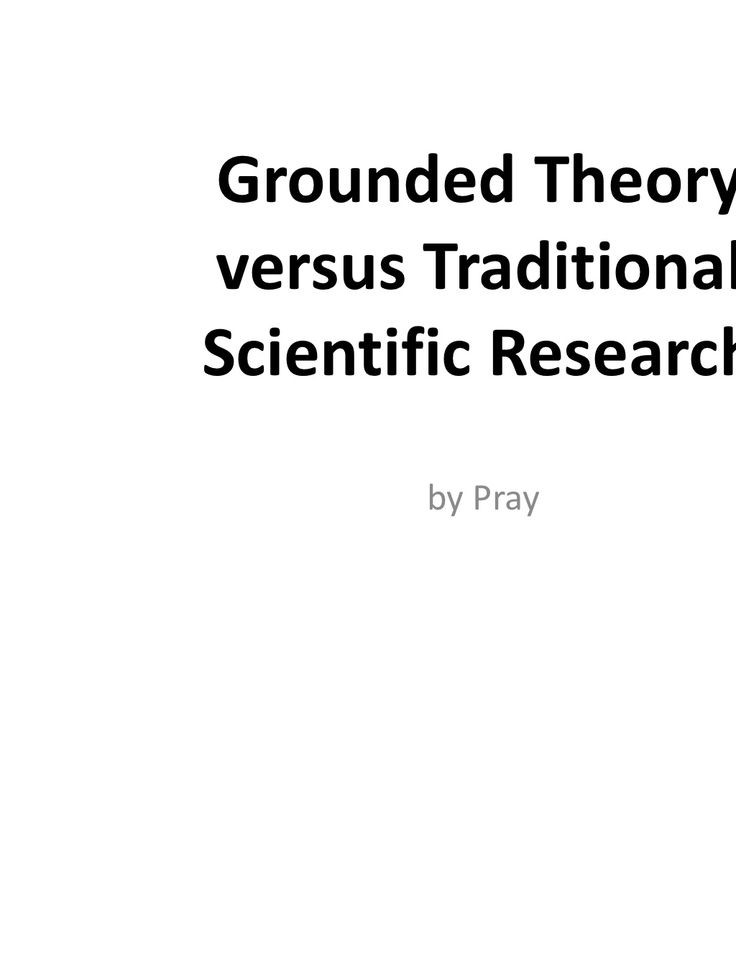 glaser and strauss the discovery of grounded theory pdf