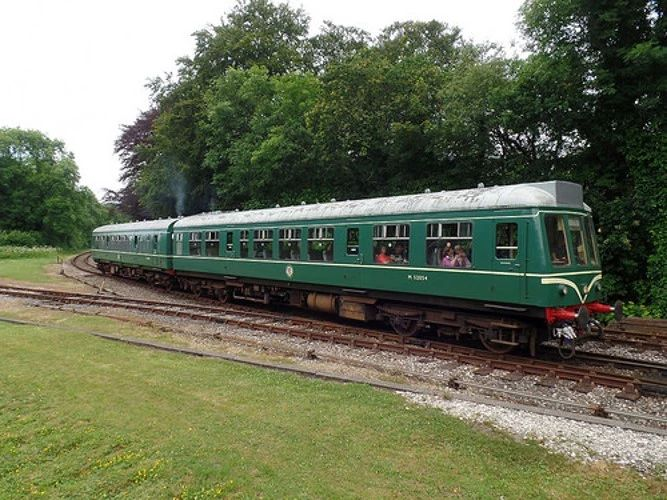 Weardale Railway set to bid for Bodmin & Wenford DMU
