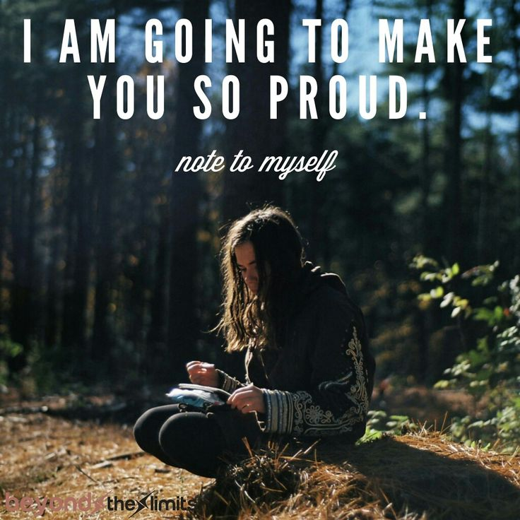 Best 25+ Proud Of Myself Quotes Ideas On Pinterest