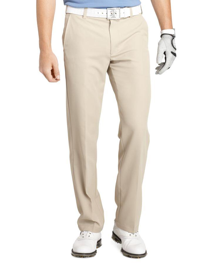 Izod Golf Pants, Slim-Fit Flat Front Pants