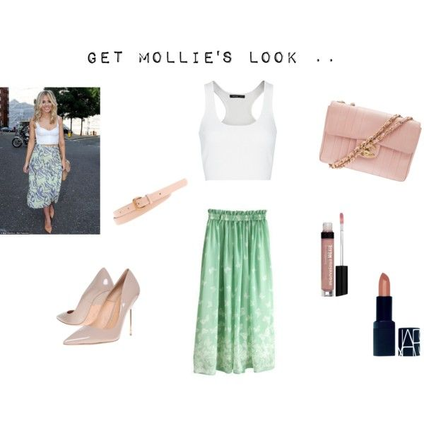 """""""Get Mollies Look ..."""" by thewhiteboard on Polyvore"""