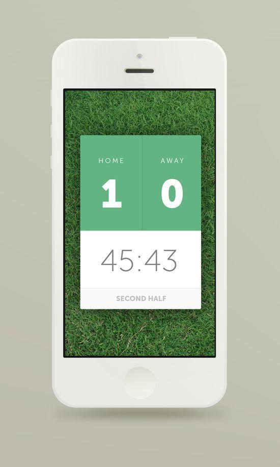 Live Score App
