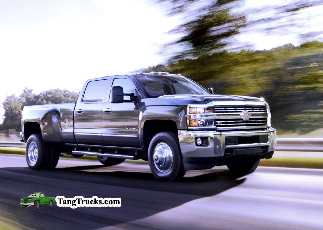 2016 Chevrolet Silverado HD Release Date