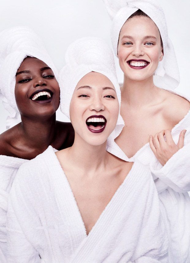 "sosuperficial: ""Emily Didonato, Maria Borges and Soo Joo Park by Miguel Reveriego for Glamour US, January 2017. """