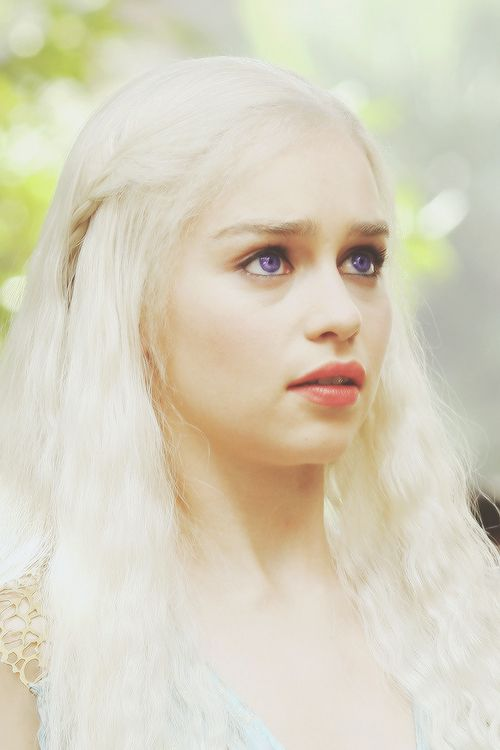 """Daenerys Targaryen is no maid, however. She is the widow of a Dothraki khal, a mother of dragons and a sacker of cities, Aegon the Conqueror with teats…"" - Tyrion Lannister"