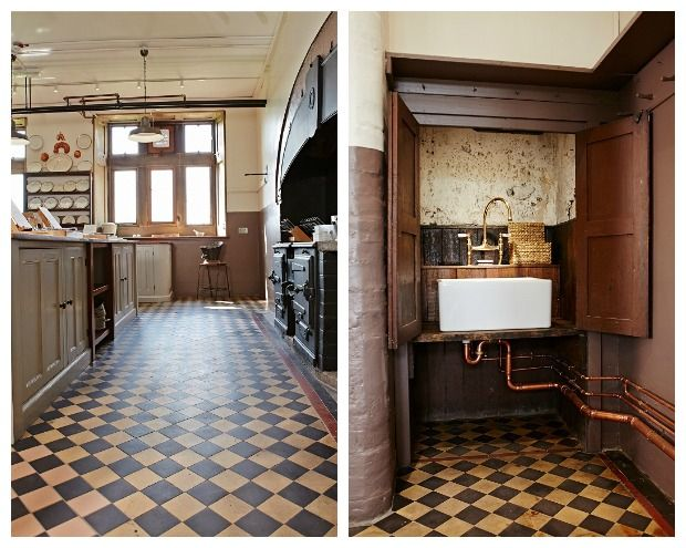 65 Best A Downton Abbey Kitchen Images On Pinterest  Kitchen Glamorous Downton Abbey Kitchen Design 2018
