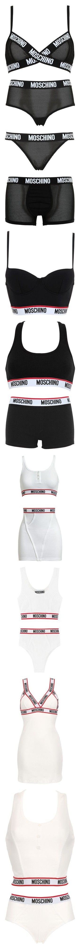 """Moschino Matches"" by nataliemcmahan ❤ liked on Polyvore featuring intimates, bras, tops, underwear, lingerie, black, black mesh bra, mesh bra, triangle bra and black lingerie"