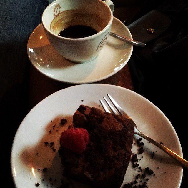 Tijd voor koffie met gebak @verguldeneenhoorn