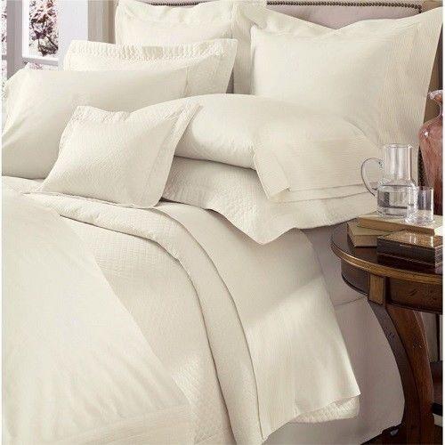 Sferra Peyton White Standard Pillowcase ,1 Single case not a pair #SFERRA #Transitional #StandardPillowcase
