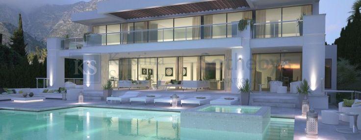 Kristina Szekely Sotheby's Int. Realty Marbella Agencia Inmobiliaria - Villas, Chalet, Apartamentos, Pisos, Terrenos a la Venta y Alquileres de propiedades.