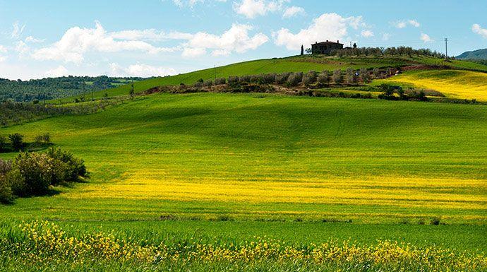 #Caldana, situata nel cuore della Maremma, rappresenta uno dei gioiellini della regione Toscana.