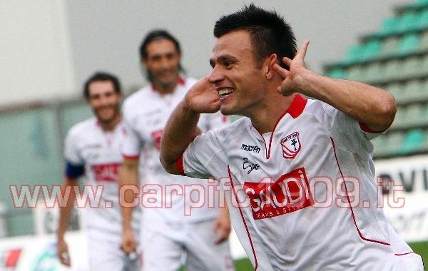 Carpi-Foggia 3-2