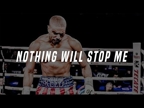 NOTHING WILL STOP ME - Motivational Video 2016 - YouTube