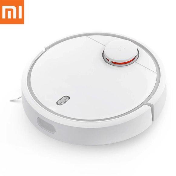 Xiaomi Mi Vacuum Robot Aspirador Mejor Precio Desde Espana
